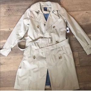 NTW Gap trench coat jacket